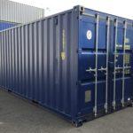 Классификация и характеристика грузовых контейнеров